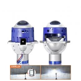Lens headlight car light